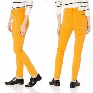 Calvin Klein Modern Classic Hi Rise Skinny jeans